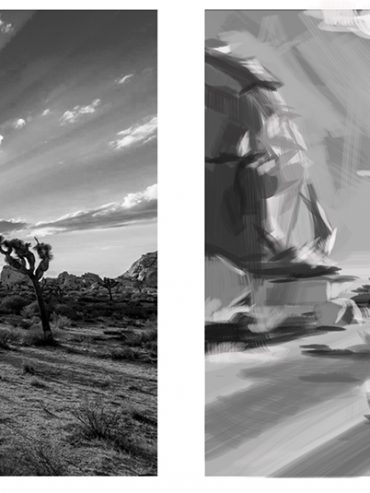 Digital value study 1